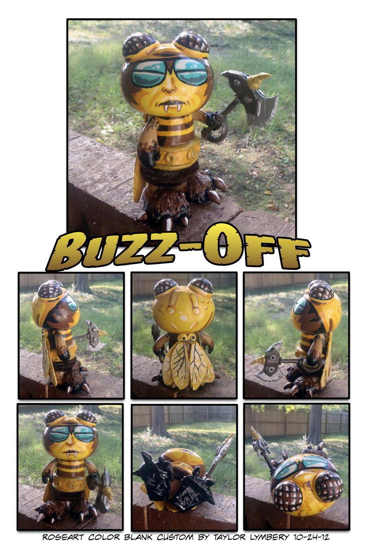 Buzz-Off Custom DIY Toy