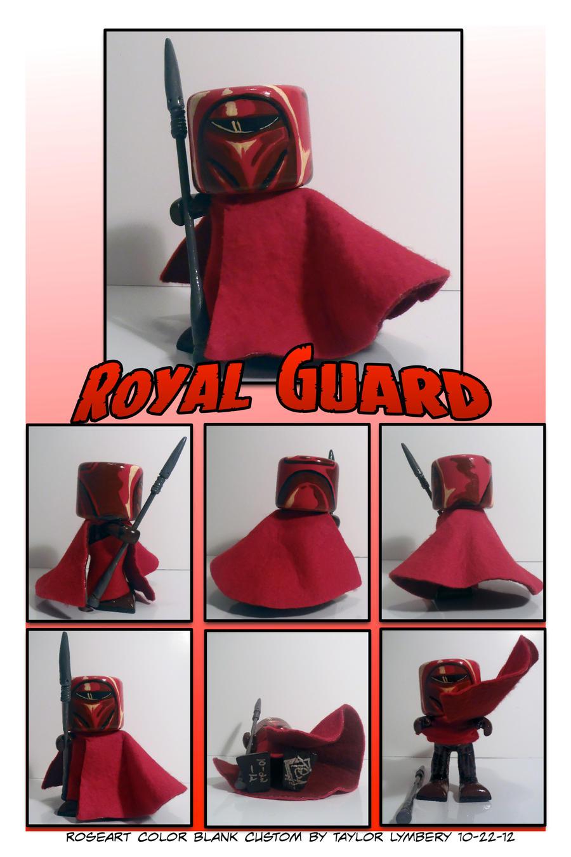 Royal Guard 1 Custom Toy