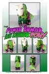Power Armor Lex Luthor Pony Custom Toy