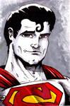 Superman Greay Wayne