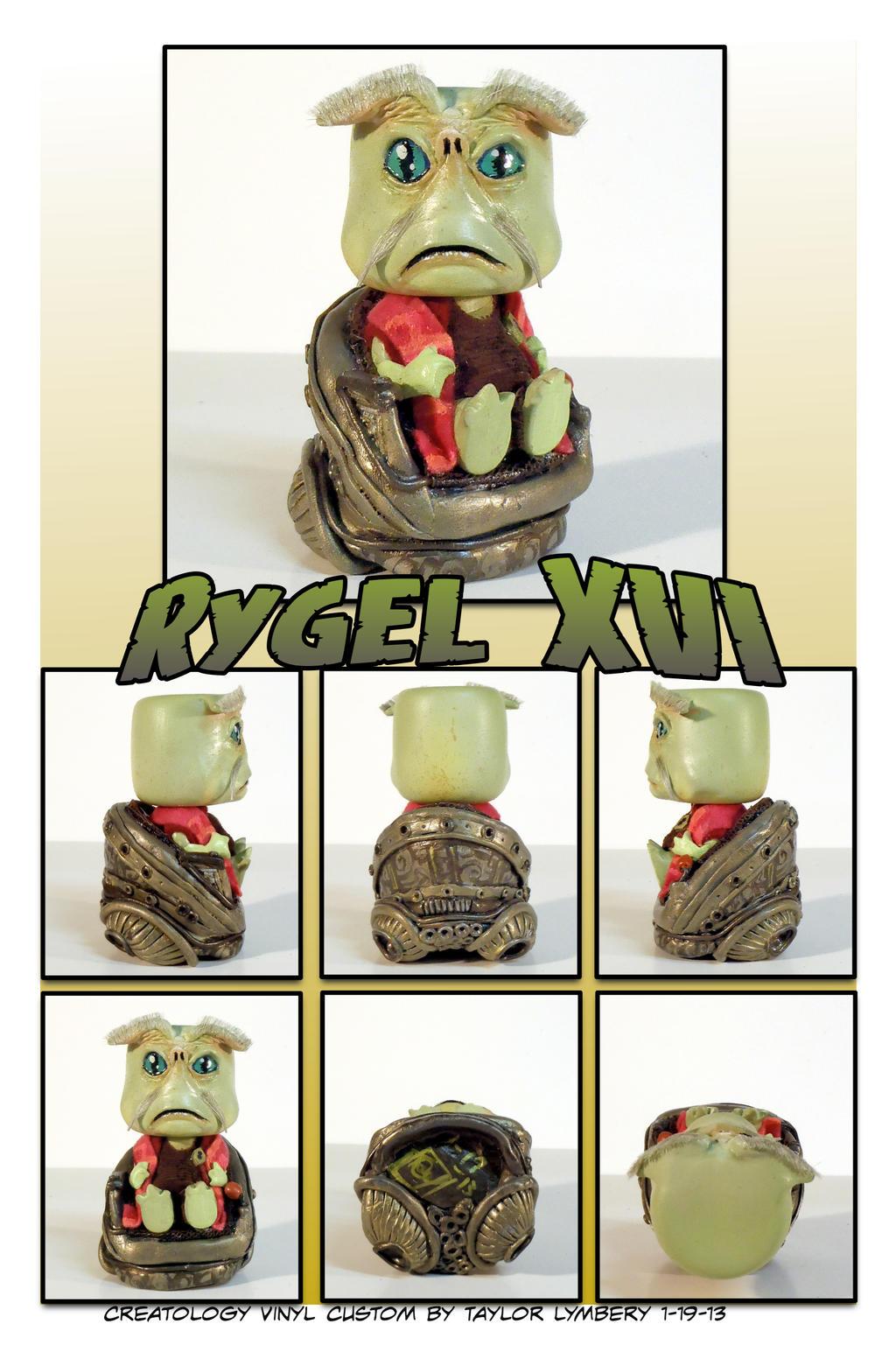 Rygel Custom Toy