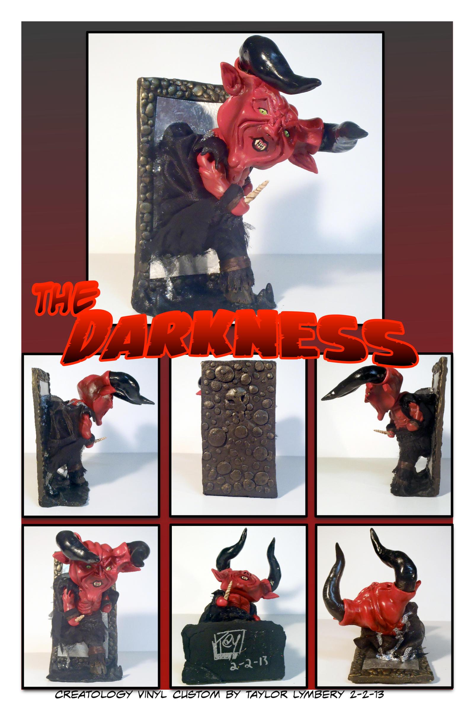 Darkness Custom Toy