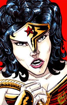 Wonder Woman Sci-fi 2013