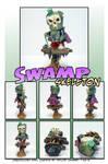 Swamp Skeleton