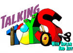 Talking Toys Logo Banner