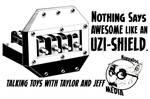 Uzi Shield T-shirt Design