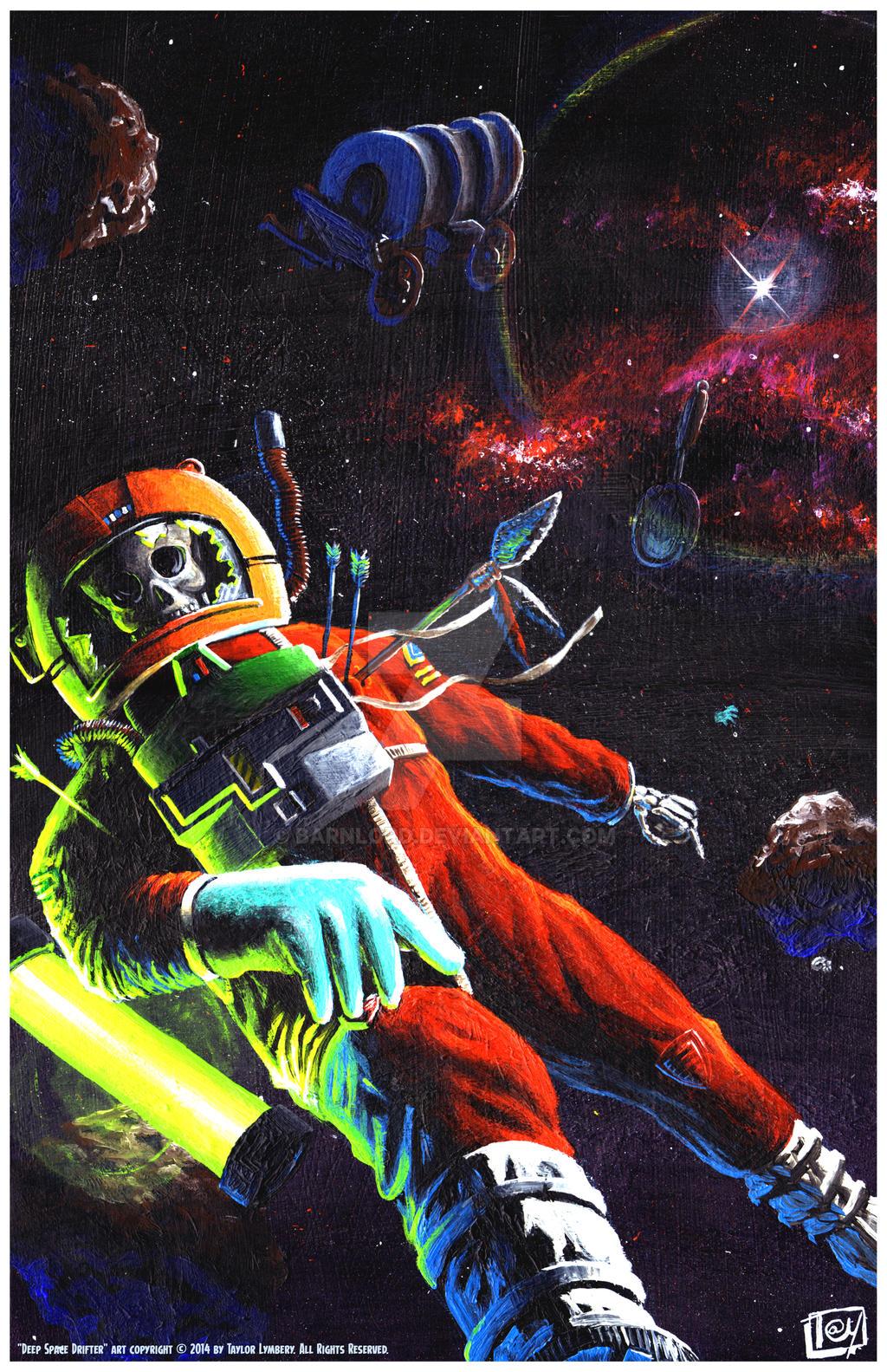 Deep Space Drifter