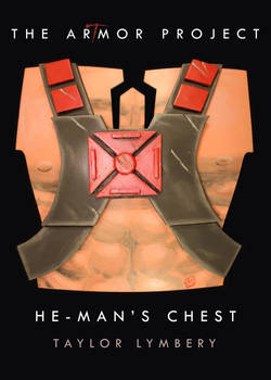 He-Man's Chest - Neozaz Artmor Art Piece