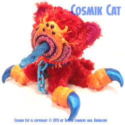 Cosmik Cat by Barnlord