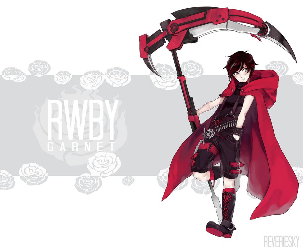 RWBY: Garnet by reveriesky