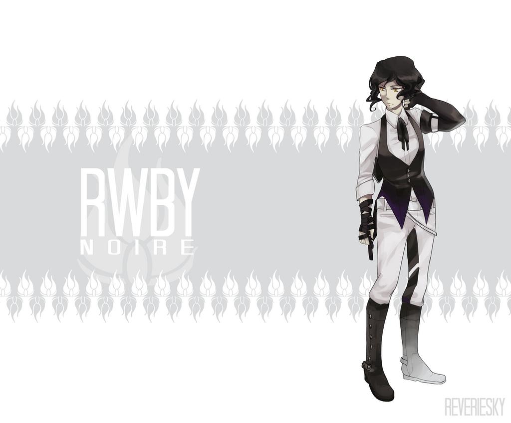 RWBY: Noire by reveriesky