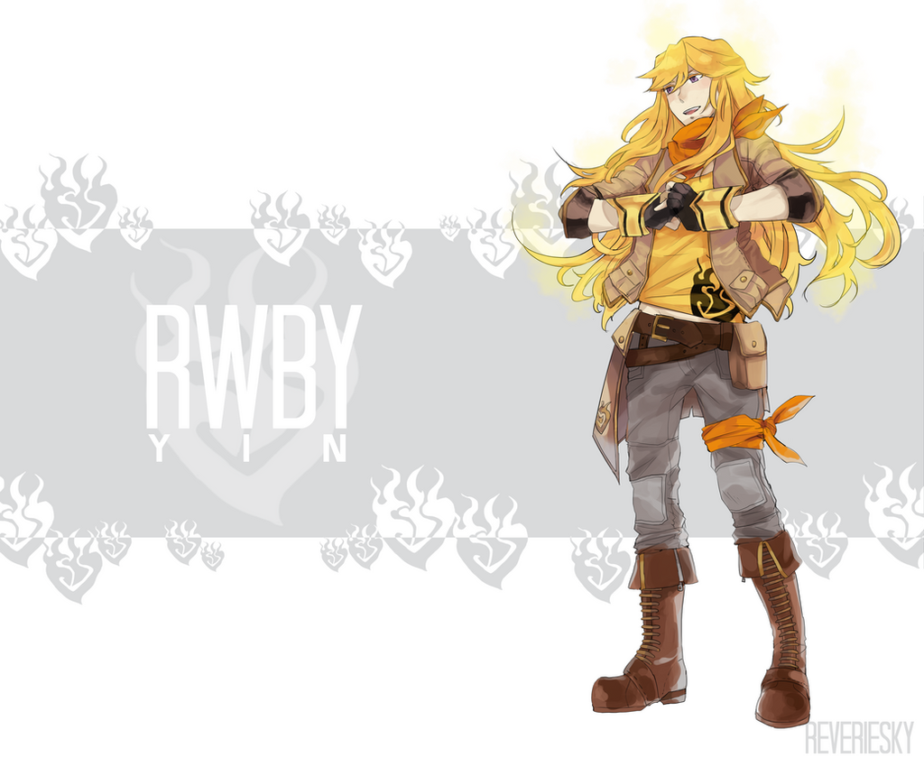 RWBY: Yin by reveriesky