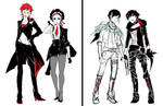 RWBY: Side Characters