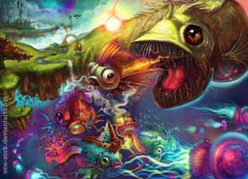 unknown worlds by thezork