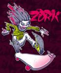 Skater by thezork