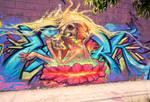 SkullGirl Graffiti