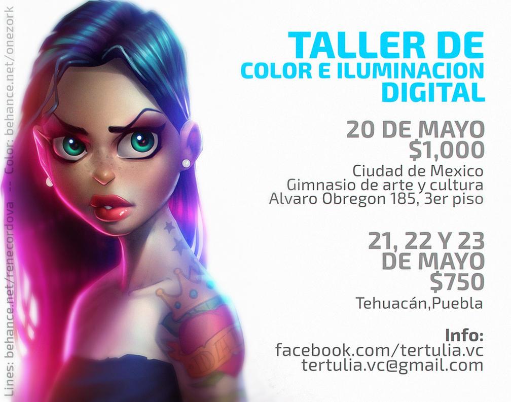 Talleres en Mexico by thezork