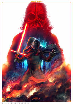 Star Wars the Force Awakens - Fanart