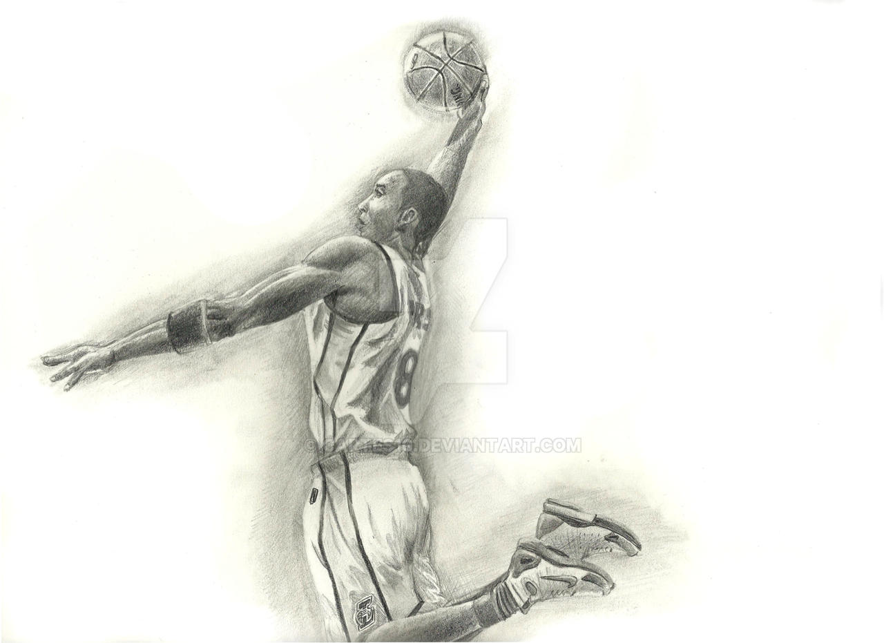 NBA drawings by cartes10 on DeviantArt