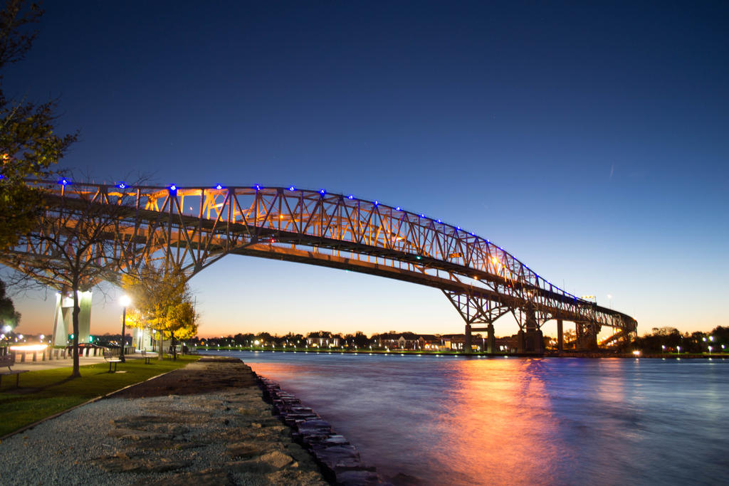 Twin Bridges by mandeax