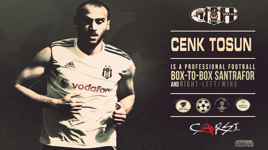 Cenk Tosun By BlackWOOPS On DeviantArt