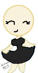 Chibi Dress Base by ActOutGames