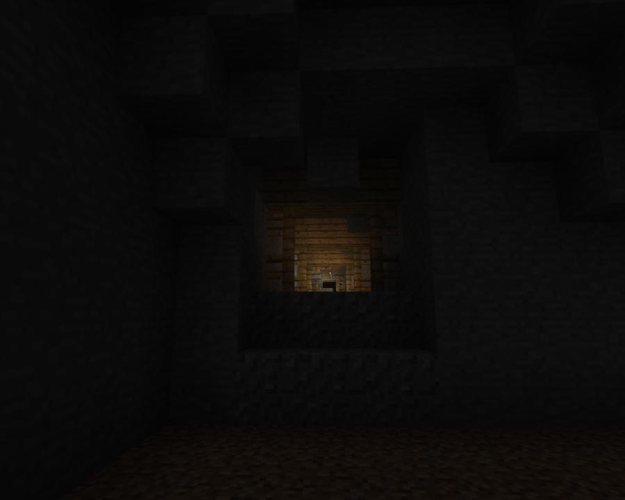 mine shaft wallpaper - photo #30