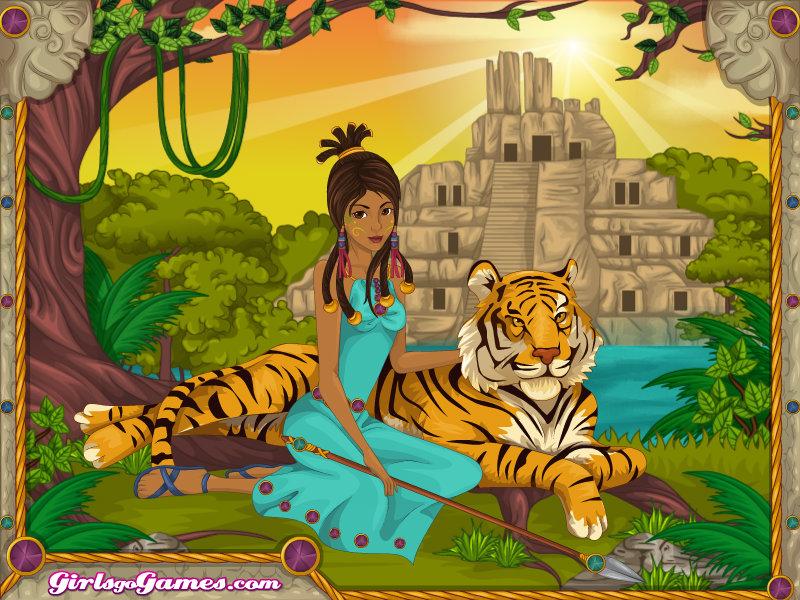 Mayan Bridgette by JettwinsFan
