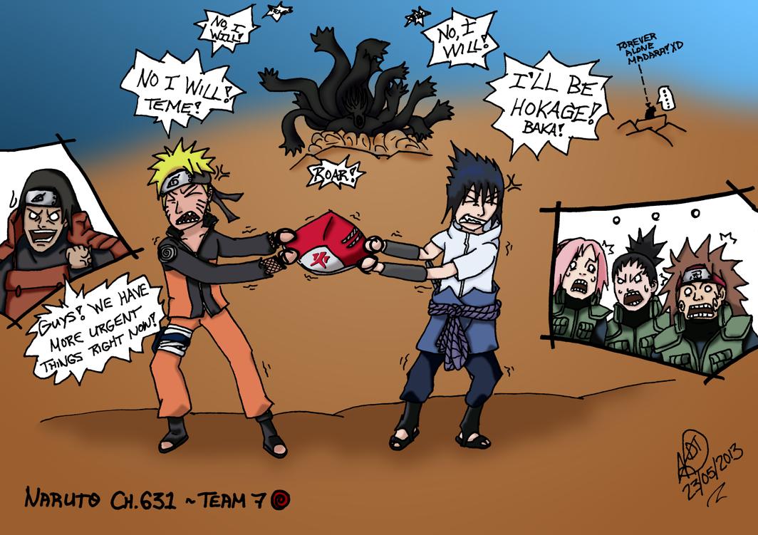 naruto 631 hokage by mastersuicune - Naruto 69