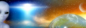--Space In Time Wallpaper-7680 x 2160-- by FortuneSeeks-TheSun