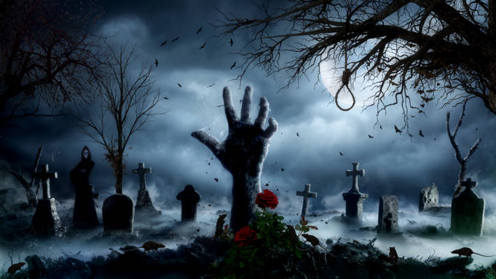 BURIED ALIVE-Wallpaper-Daily Deviation