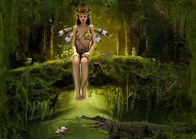 Swamp Things by FortuneSeeks-TheSun