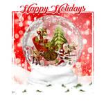 Ho Ho Ho-Happy Holiday by FortuneFoundTheSun63