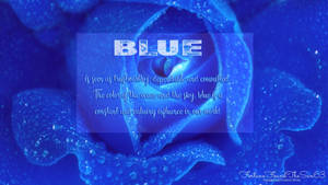 Meaning of the Color-BLUE