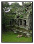 Tumbled Temple