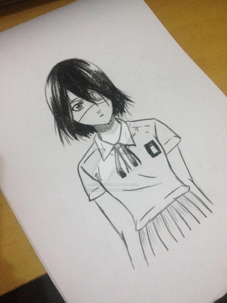 Misaki Mei by Kiyorii-chan