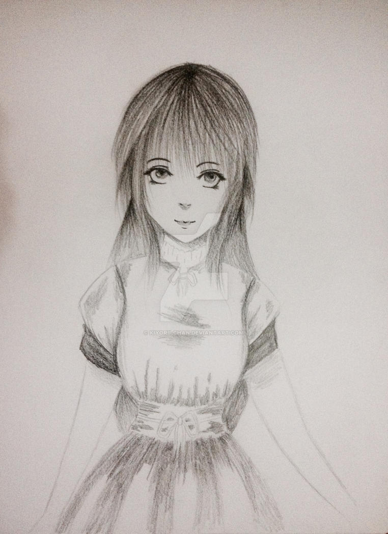 Anime/Manga girl :P by Kiyorii-chan