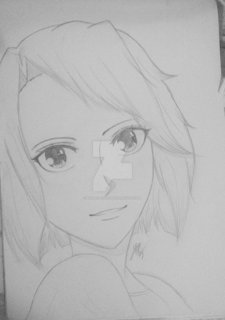 Original character! by Kiyorii-chan