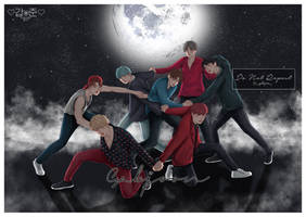 BTS: DNA [Night Version] by G-A-B-J-O-O-N