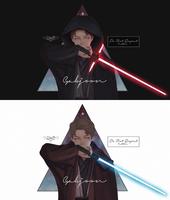 Kim Daily #88: Star Wars by G-A-B-J-O-O-N