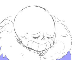 Rough Sans sketch