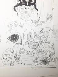 Day 11: Circus by SuperSiri