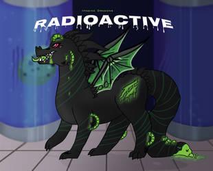 Radioactive dragon by SuperSiri
