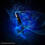 Blue Light Dance