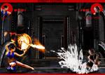 FA Street Fighter : Fire vs Ice