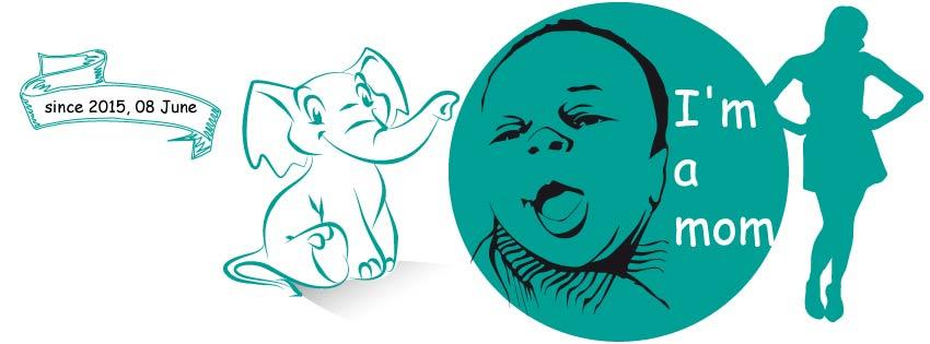 Uriel Mommy 3 Months by CamerDesigner