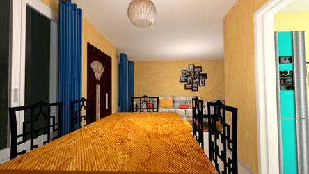 Home 4-Interior design living room view 1