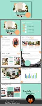 Slides design presentation - Temp02