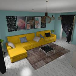 Interior Design livingroom - home 4