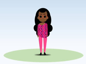Chibi Hair Animation 1
